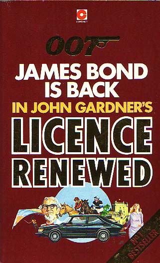 LICENCE RENEWED